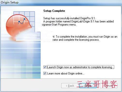 Origin9.1安装教程  origin 软件 originlab 第17张
